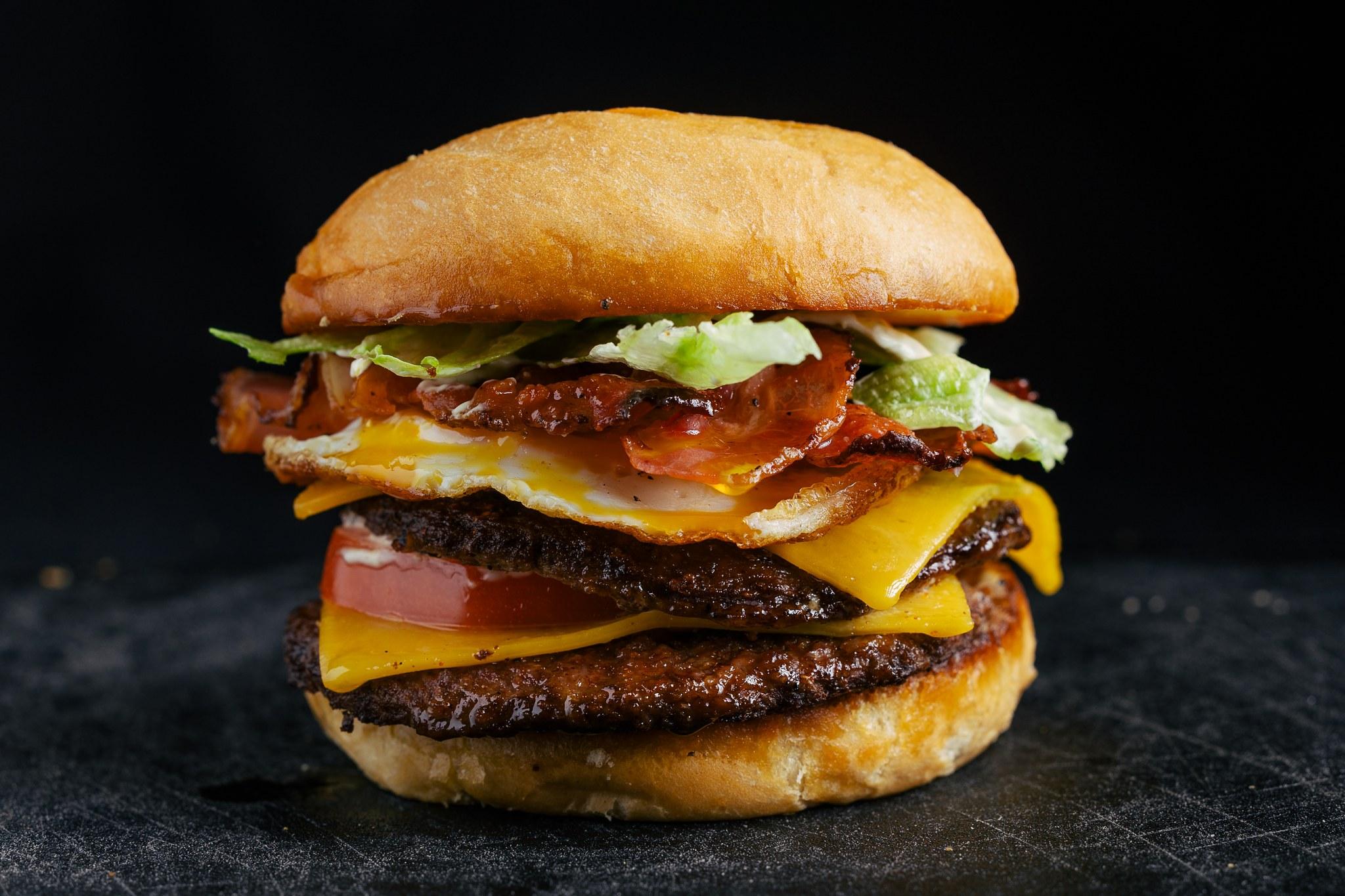 Parhaat burgerit